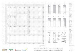 Pavilhao do Brasil - Dubai 2020 - Terceiro Lugar - Prancha 7
