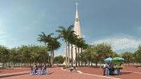 Premiados - Concurso Nacional - Eixo Monumental de Maringá - Terceiro Lugar - Imagem 03