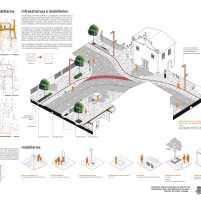 Premiados - Reurbanização no Centro de Conde - Paraíba - Menção Honrosa - Prancha 03