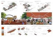 Premiados - Reurbanização no Centro de Conde - Paraíba - Segundo Lugar - Prancha 04