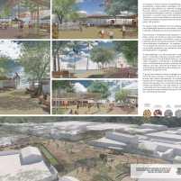 Premiados - Reurbanização no Centro de Conde - Paraíba - Menção Honrosa - Prancha 04