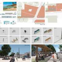 Premiados - Reurbanização no Centro de Conde - Paraíba - Terceiro Lugar - Prancha 03