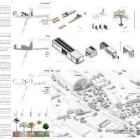 Premiados - Reurbanização no Centro de Conde - Paraíba - Primeiro Lugar - Prancha 03