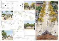 Premiados - Reurbanização no Centro de Conde - Paraíba - Primeiro Lugar - Prancha 04
