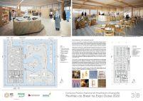 Pavilhao do Brasil - Dubai 2020 - Menção Honrosa - Prancha 3