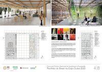 Pavilhao do Brasil - Dubai 2020 - Menção Honrosa - Prancha 4