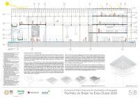 Pavilhao do Brasil - Dubai 2020 - Menção Honrosa - Prancha 5
