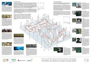 Pavilhao do Brasil - Dubai 2020 - Menção Honrosa - Prancha 7