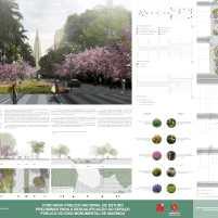 Premiados - Concurso Nacional - Eixo Monumental de Maringá - Segundo Lugar - Prancha 03