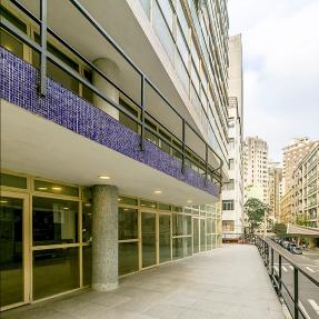 Figura 13 . IAB-SP, 2015. Foto: Rafael Schimidt (www.fotoarquitetura.com.br)